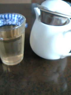 めざめの水出し紅茶。