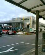さらば滋賀県南草津。こんにちは大阪。