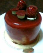 今日のケーキ1。