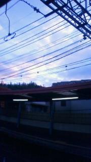 日の出、早くなったなあ。