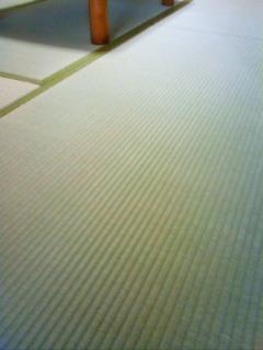 畳を新調。